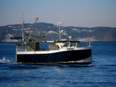 """World's First All-Electric Commercial Fishing Vessel – """"Karoline"""""""