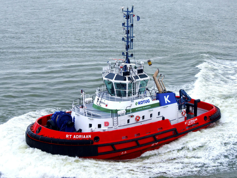 Kotug_RT Adriaan powered by Corvus ESS