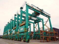Yidong Terminal orders 9 more Hybrid  (RTGs)