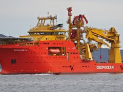 New Offshore Vessel Uses Corvus Lithium Ion Energy Storage System (ESS)