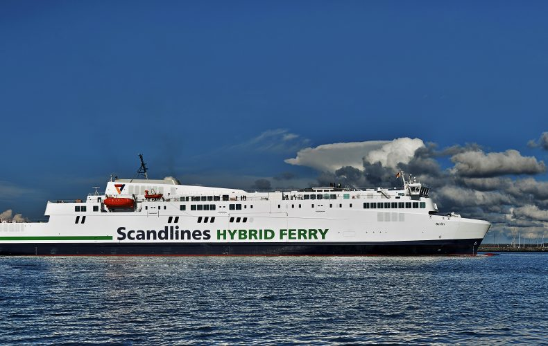New Hybrid Ferry Uses Corvus Lithium Ion Energy Storage System (ESS)