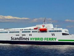 Scandlines Shares Experiences with Hybrid and Electric Ferry Technology