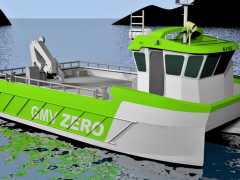 Next Generation Orca Energy ESS to power fish farm support vessel