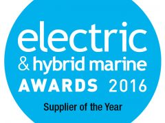 Corvus Energy Awarded Supplier of the Year