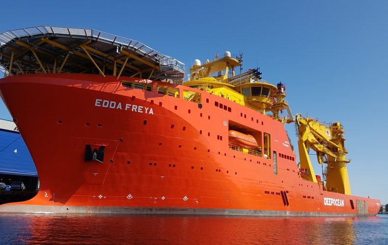 Norwegian unit is first subsea vessel with batteries