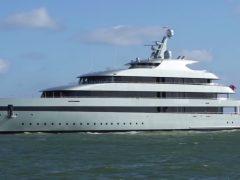 Corvus Powered Superyacht 'Savannah' Sweeps 2016 Industry Awards
