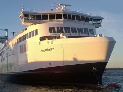 New Hybrid Ferry uses Corvus Energy Lithium Ion Energy Storage System (ESS)