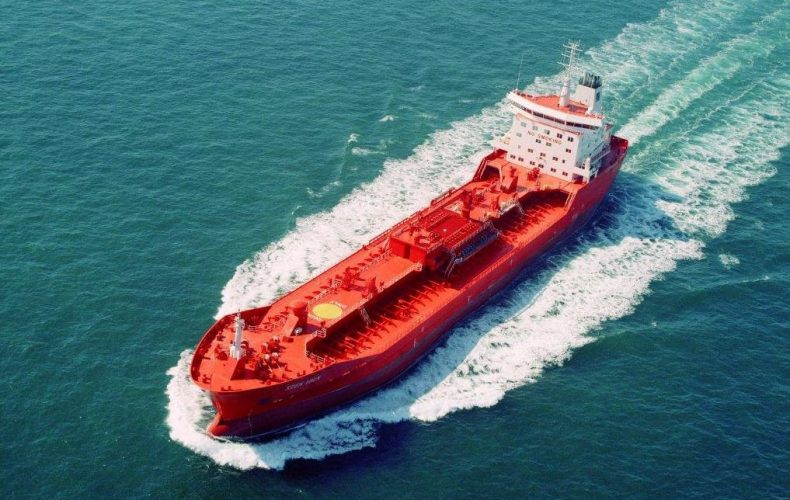 Corvus Energy wins contract to supply energy storage for first hybrid chemical tanker