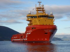 Corvus Energy Orca ESS to power one of the world's cleanest offshore platform supply vessels