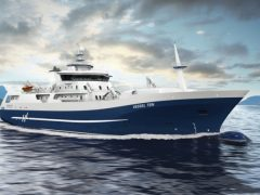 Corvus Energy to power industry's first hybrid fish farm processing vessel