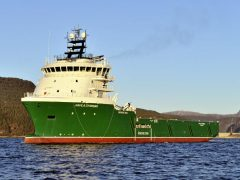Corvus Energy wins new project to power hybrid offshore oil & gas platform supply vessels