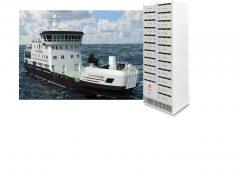 Corvus Energy ESS selected by Rolls-Royce for new multipurpose hybrid vessel