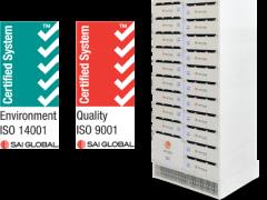 Corvus Energy achieves ISO 14001:2015 certification