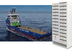 Hybrid OSVs – Remaining Competitive in the North Sea and Gulf of Mexico