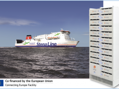 Stena Line and Callenberg select Corvus Energy for Battery-Powered Ferry