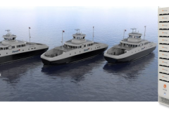 Corvus Energy to provide energy storage for shore stations to charge Fjord1 electric ferries