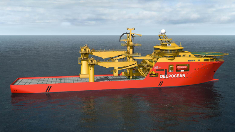Contract awarded to supply Siemens with Energy Storage System (ESS) for  state-of-the-art Offshore Vessel - Corvus Energy