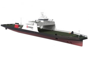 Seaspan Cargo Ferry_Corvus ESS