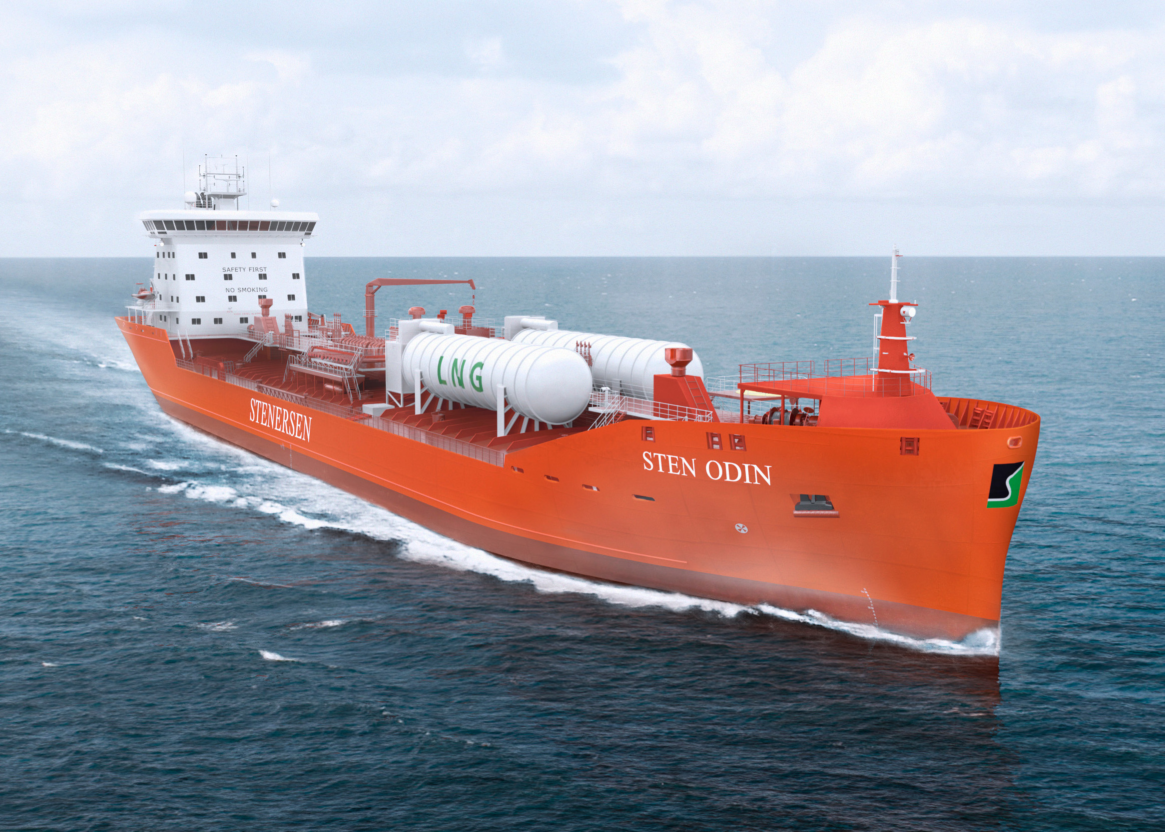 Stenersen's hybrid chemical tankers will feature energy storage solutions from WE Tech and Corvus