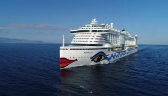 AIDAperla. Photo: AIDA Cruises