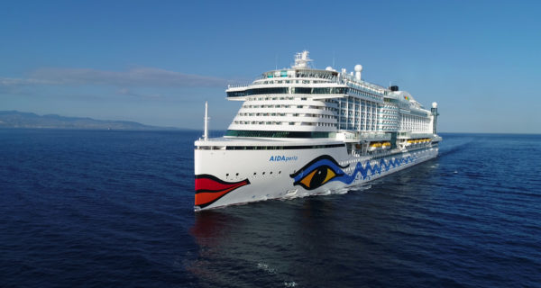 AIDAperla. Photo: AIDA Cruises