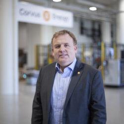 CEO Geir Bjørkeli